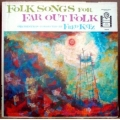 Fred Katz - Folk Songs for Far Out Folk
